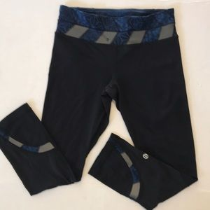 Lululemon workout leggings size 4